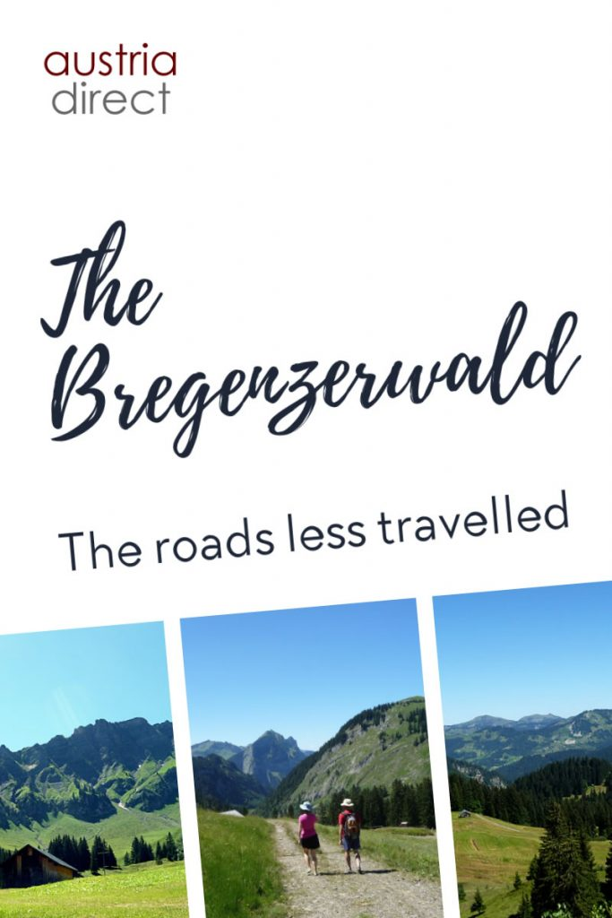 The Bregenzerwald