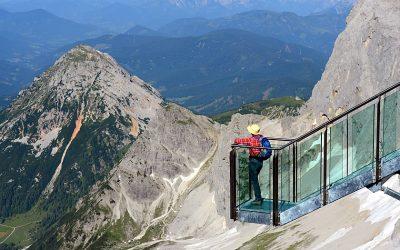 The Dachstein Skywalk in Styria