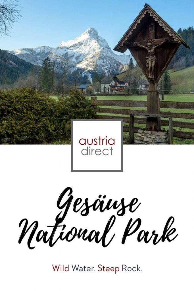 The Gesäuse National Park