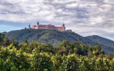 Göttweig Abbey in Upper Austria