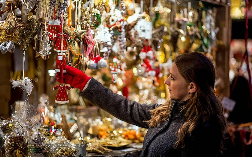 Christmas market in Graz