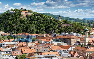 View of Graz