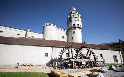 Historic Waterwheel