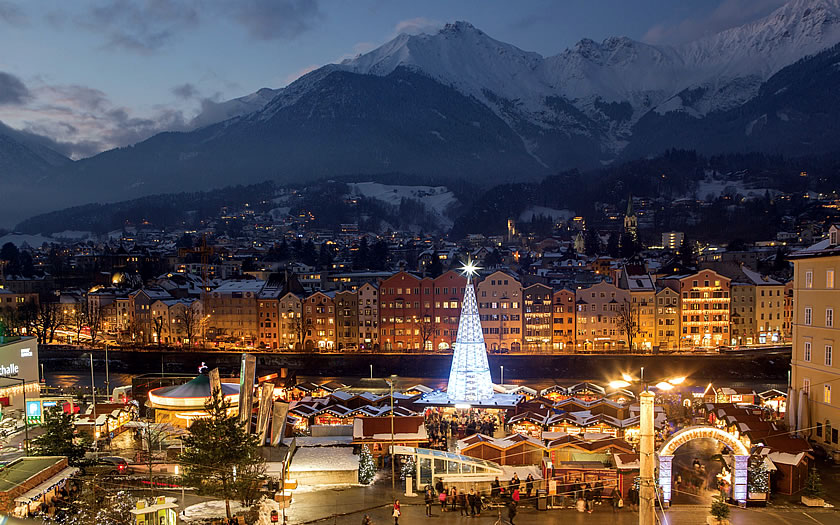 Christmas markets in Innsbruck