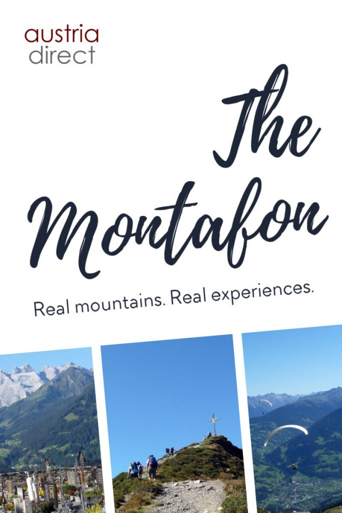 The Montafon Valley