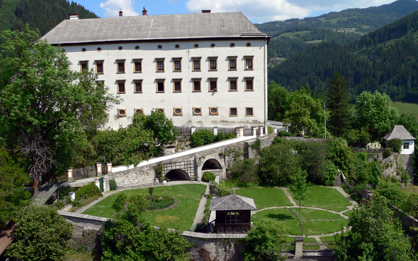 Schloss Murau in Styria