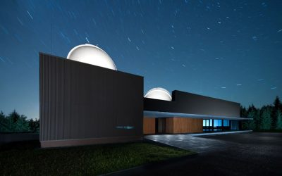 The Vega Observatory near Salzburg
