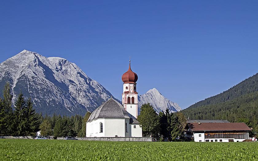 Leutasch, Austria