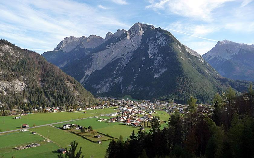 Scharnitz, Austria