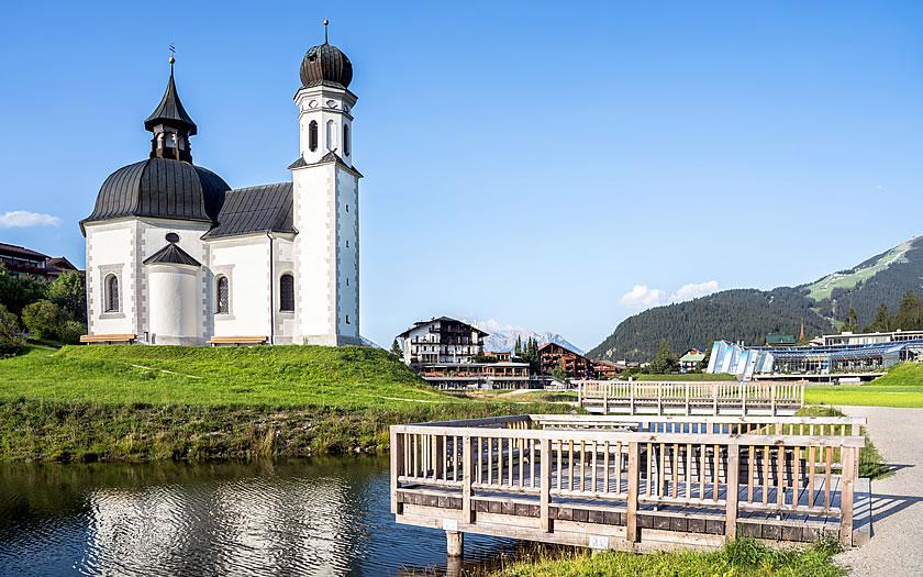 The Seekirchl in Seefeld