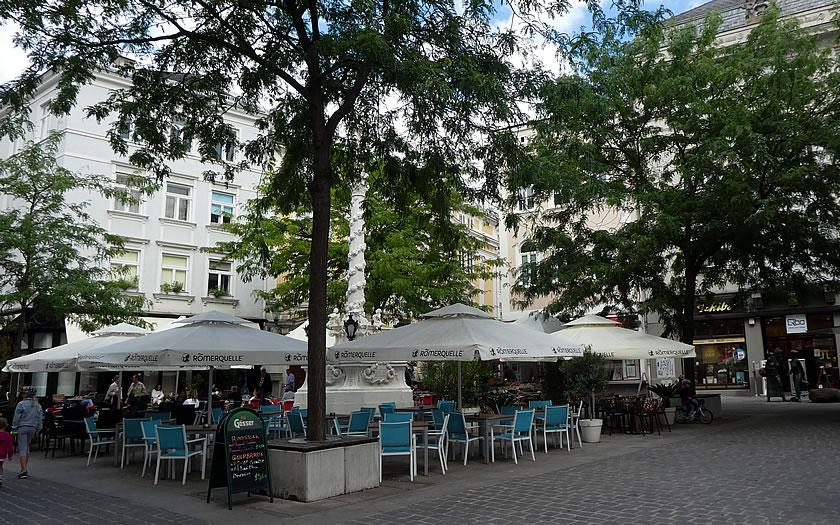 Herrenplatz in St Pölten