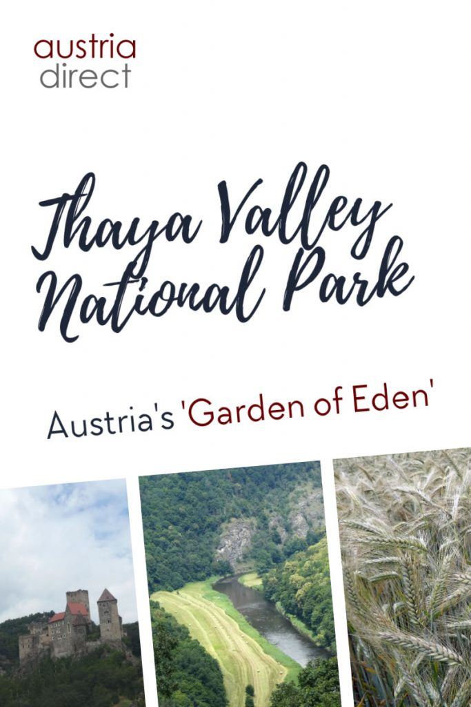 The Thaya Valley National Park