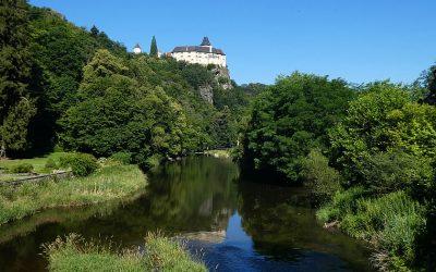 Schloss Rosenburg in Lower Austria