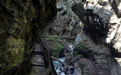 Wolfsklamm near Stan in Tyrol