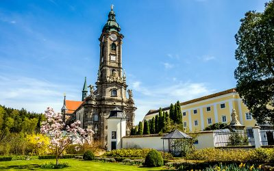 Zwettl Abbey church